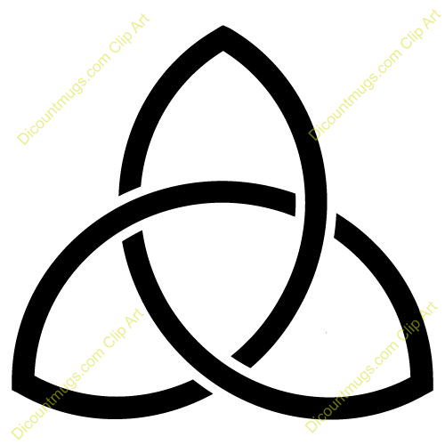 Triquetra thick
