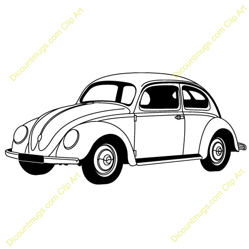 NameVw Bug Clipart