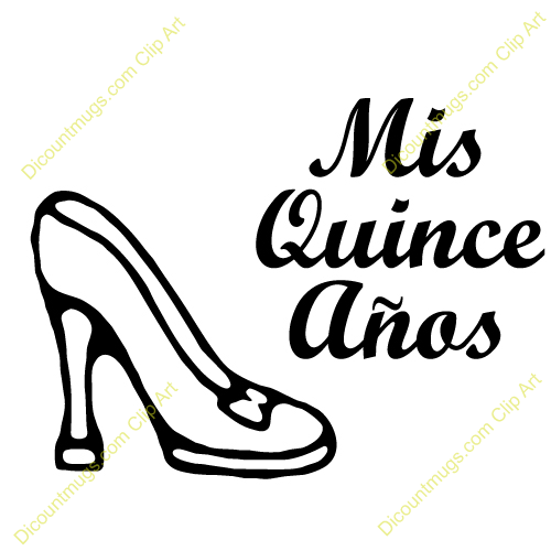 Mis Quince with High Heels - 10738