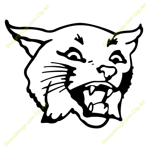 scary cat clipart free - photo #19