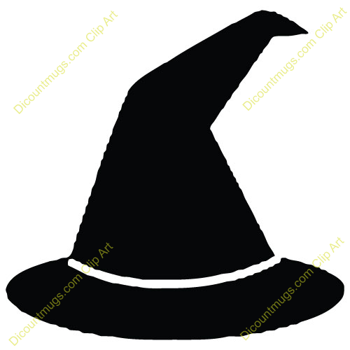 witch hat clipart - photo #13