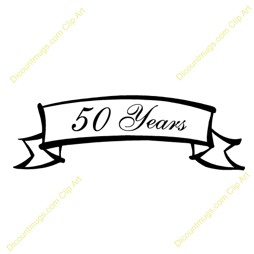Banner Celebrating 50 Years - 11898