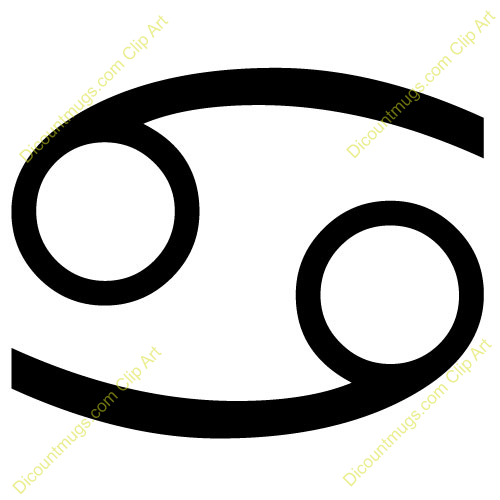 Cancer Sign Clipart