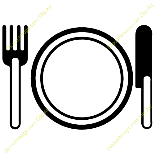 restaurant symbols clip art - photo #28