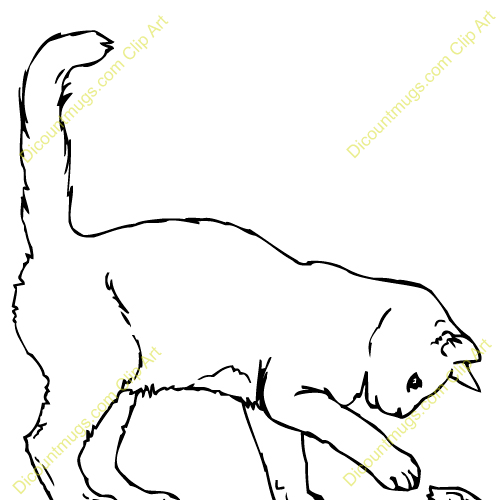 clipart cat toys - photo #6