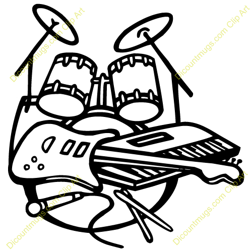 band instrument clipart - photo #9