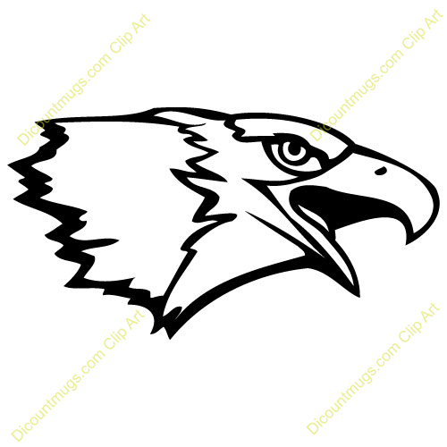 Cute Eagle Head Clipart Eagle head