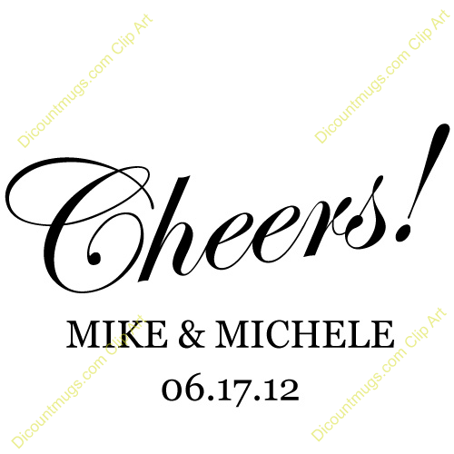 Cheers Wine Clipart Cheers, wedding, clipart