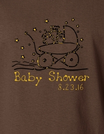 Starry Night Shower