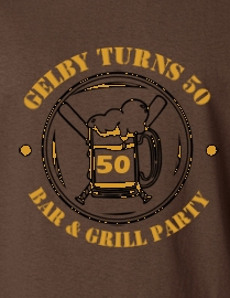 Gelby Turns 50 Bar & Grill Party