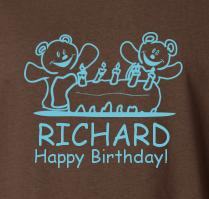 Richard! Happy Birthday