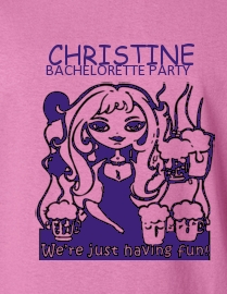 Christine Bachelorette Party