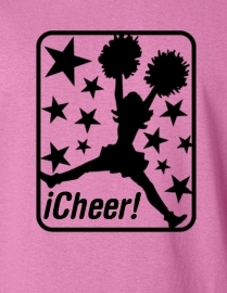 iCheer Cheerleading Design