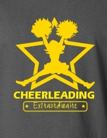 Cheerleading Extraordinaire