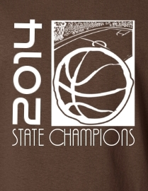 Basketball Champions Design