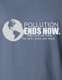 Pollution ENDS NOW