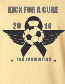 Kick for a cure