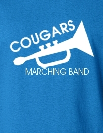 Cougars Marching Band