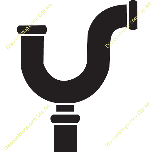 Plumbing pipes clipart