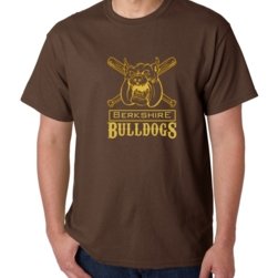 Mad Dogs Baseball Design