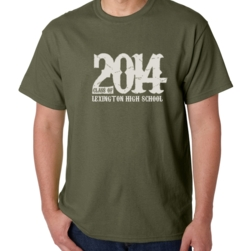 lexington class 2014 - School T Shirts Design Ideas