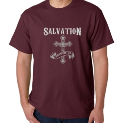 Church T Shirt Design Ideas crosses are a popular design for church groups to say the least weve done our part and offered a variety of unique t shirt designs with crosses embedded Custom Church Cross Design