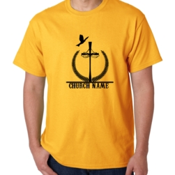 church design - Church T Shirt Design Ideas