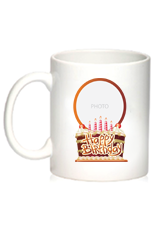 S7102 Personalized Photo Mugs