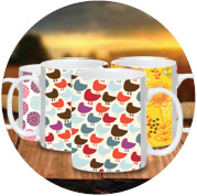 Wrap Around Mugs