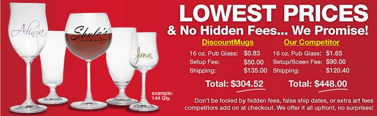 personalized shot glasses - custom shot glass