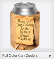 Wedding Koozies - Lowest Prices & Free Shipping | DiscountMugs