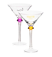 Personalized Glassware Custom Printed Engraved