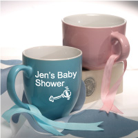Cheap Personalized Baby Shower Favors, Custom Baby Shower Gifts