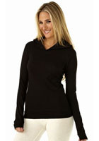 NL8021 - 5.4 oz. Next Level NL8021 Ladies Soft Thermal Hoody