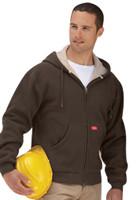 TW385 - Dickies 10.75 oz. Bonded Waffle-Knit Hooded Jacket