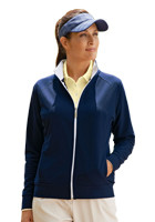 BS2980 - Bermuda Sands Ladies' Misty Full Zip Jacket with Storm Cotton technology
