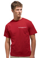 Anvil 5.4oz Basic Designs Tee 100 percent Cotton