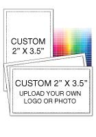 MBBC1 - Custom Busines Card Shape Magnets