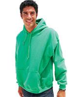 18500 - Gildan 7.75oz Hooded Pullover Sweatshirt