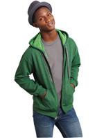 G18700 - Gildan Heavy Blend Vintage Classic Adult Full Zip Hooded Sweatshirt