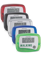 Printed In Shape Pedometers