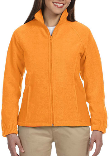 Customized 100% Spun Soft Polyester Fleece