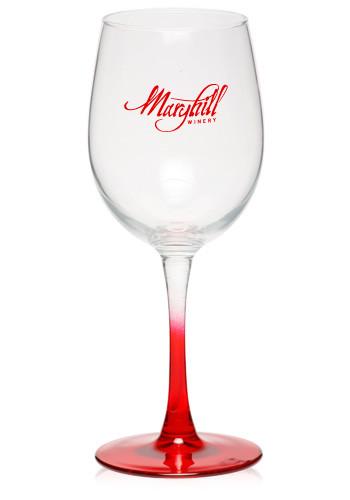 Personalized 12 Oz Arc Connoisseur White Wine Glasses
