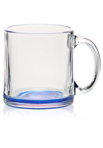 13 Oz Libbey Clear Gl Coffee Mugs
