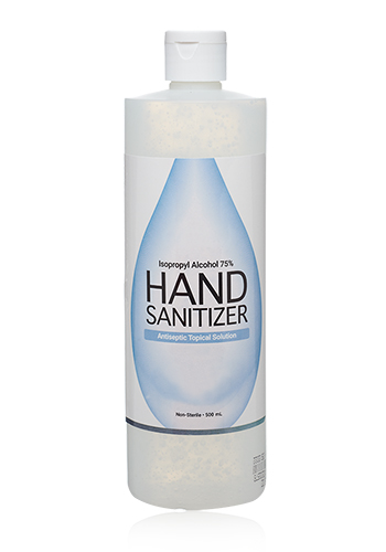 16 oz Antiseptic Hand Sanitizer Gel | HS014