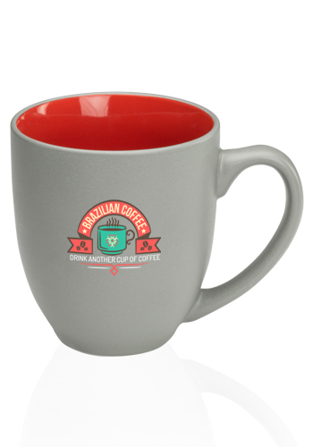 16 oz pop out bistro two tone coffee mugs a5008 for Colors that pop out