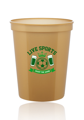 2e9f8bce 16 oz. Reusable Plastic Stadium Cups   SC16 As low as $0.17 Buy Now >