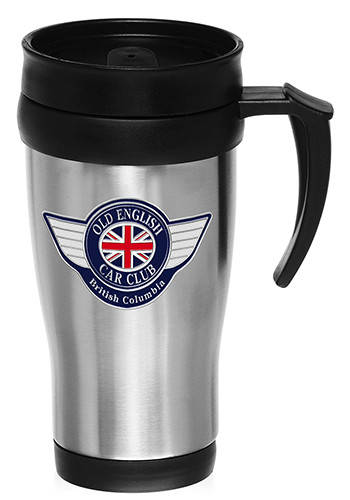cc33247c446 14 oz. Double Wall Stainless Steel Travel Mugs | ST18