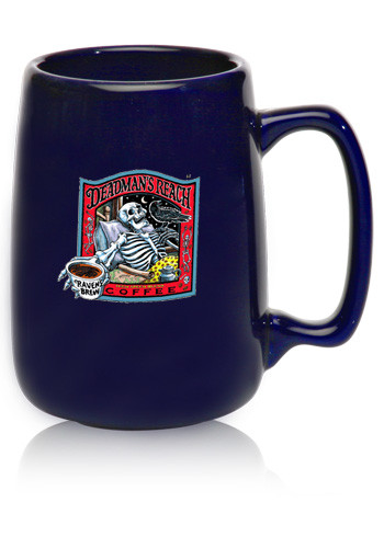 #6000 18 oz KeyStone Coffee Mugs