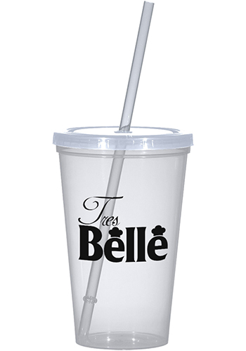 7963a42ef90 Personalized 20 oz. Economy Tumblers with Straw | X10244 - DiscountMugs